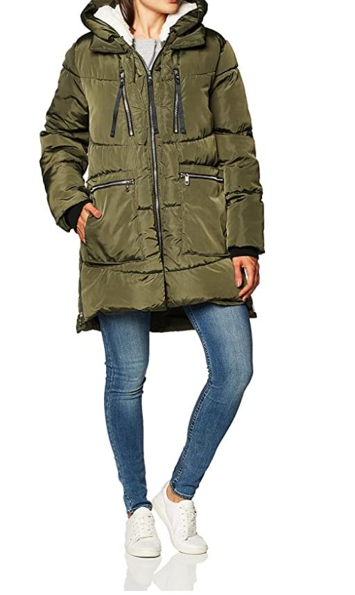Steve Madden Puffer Parka jacket