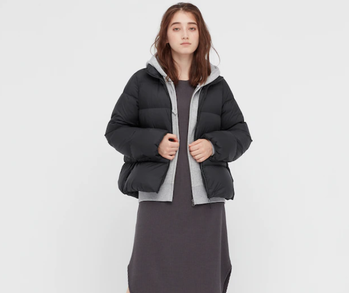 Uniqlo Ultra Light Down Short puffer jacket