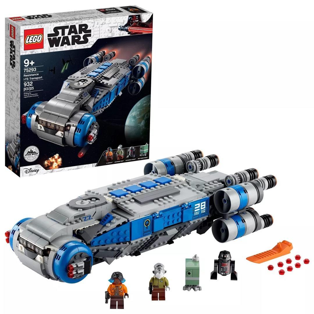 Lego Star Wars Resistance I-TS