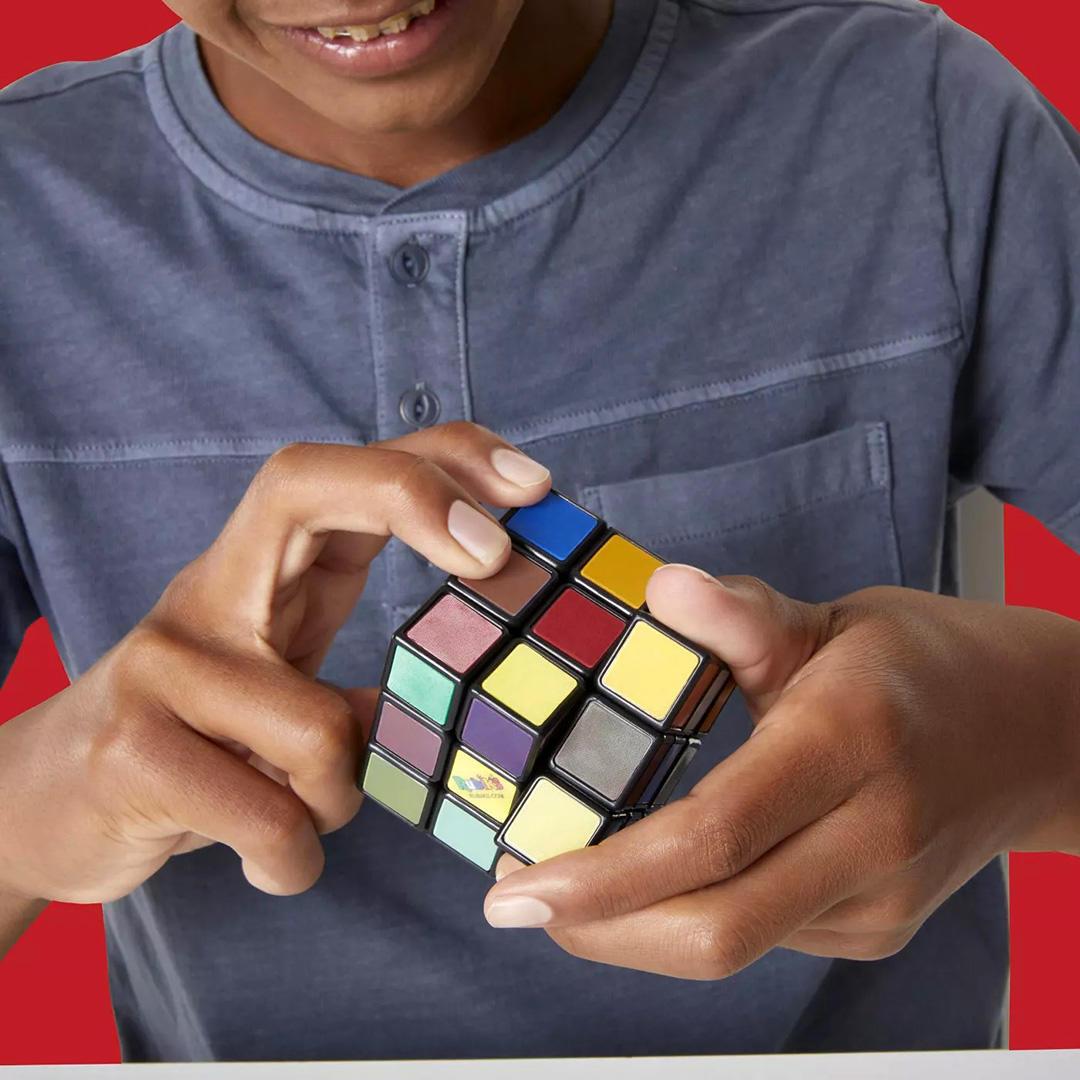 Rubik's Impossible