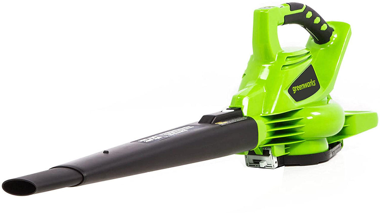 Greenworks 40V (185 MPH) Brushless Cordless Blower / Vacuum