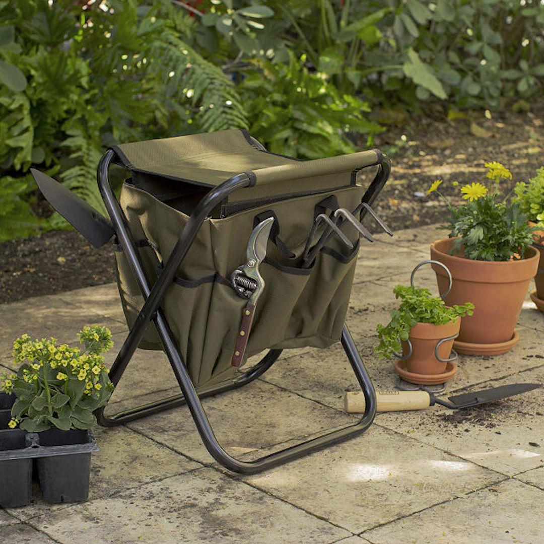 Gardener's Tool Seat