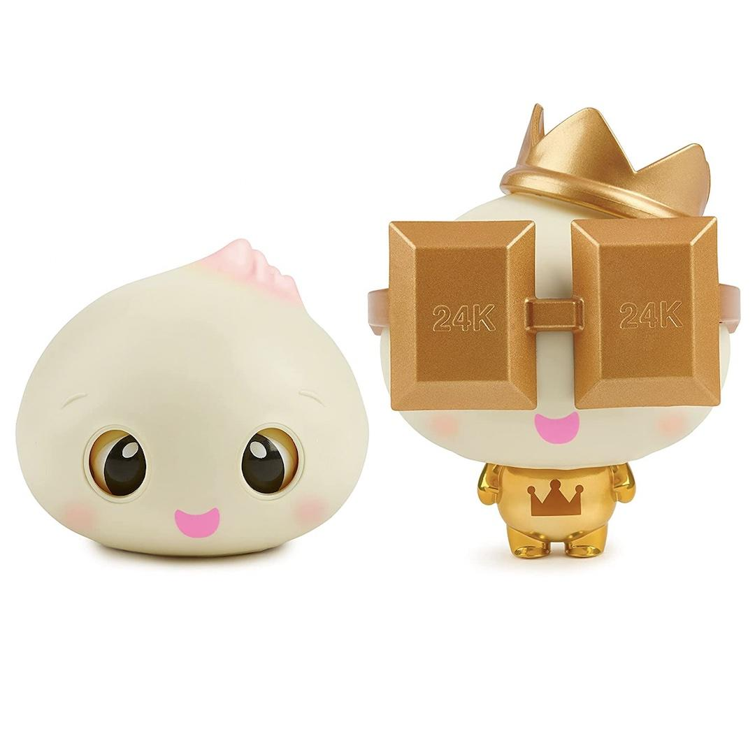 My Squishy Little Golden Dumpling