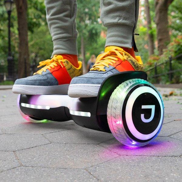 Jetson Hali X Luminous Extreme-Terrain Dynamic Bluetooth Speakers Hoverboard