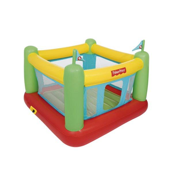 Fisher-Price Bouncesational Bouncer with Built-in Pump