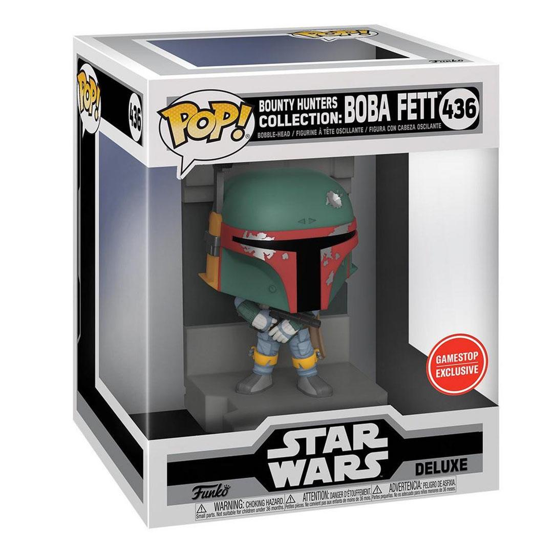 Boba Fett Funko Pop!