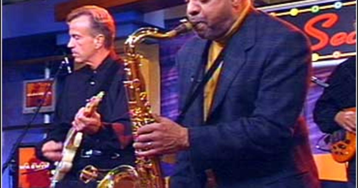Jazz Saxophone Star Dies Cbs News