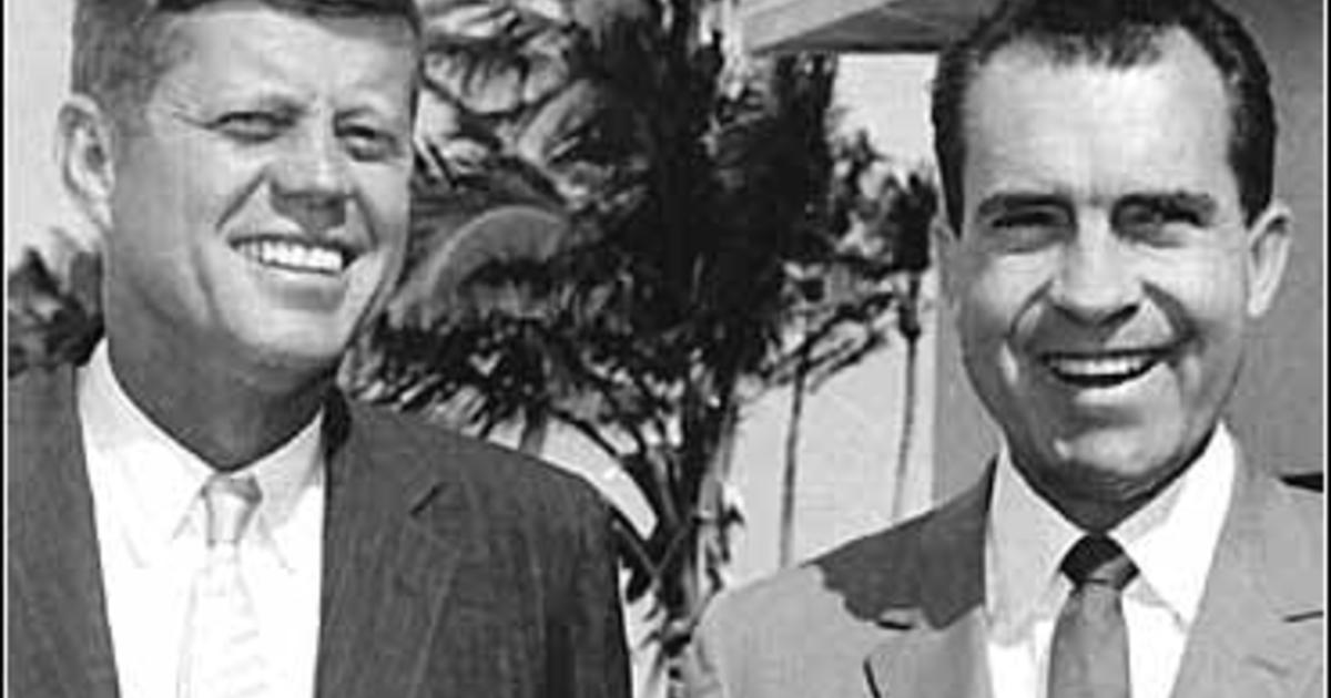 1960 presidential election richard nixon vs john Themes of the cold war figured in the political rhetoric of john f kennedy and richard nixon in the 1960 american presidential election, specifically from august 1 st.