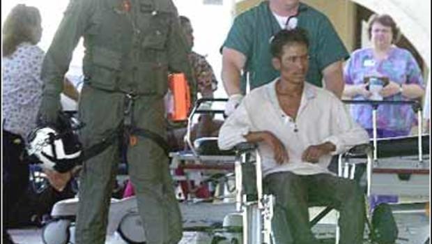 Arrest In Border Deaths Cbs News
