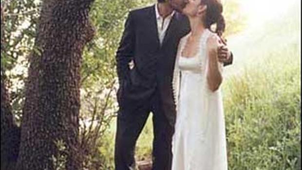 Benjamin bratt wedding