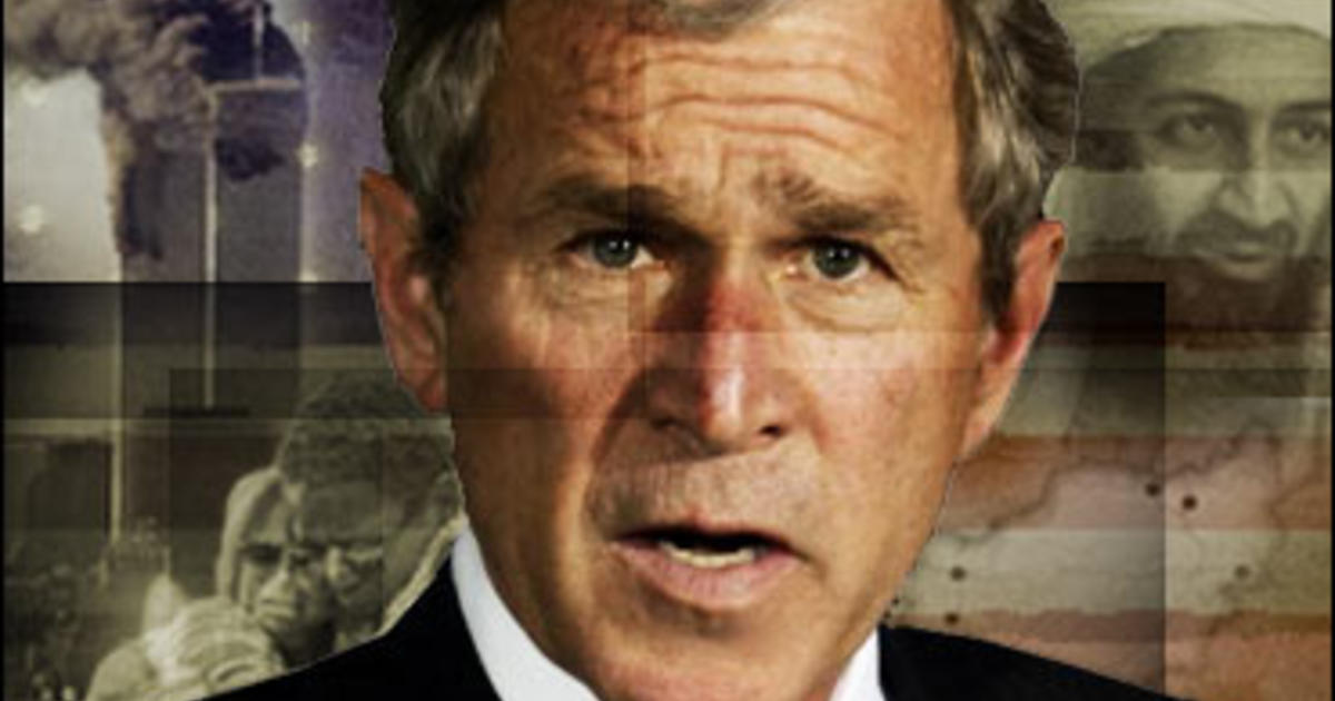 Bush Opposes 9 11 Query Panel Cbs News