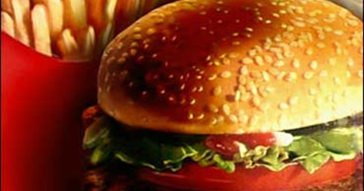 Fast Food Linked To Child Obesity - CBS News