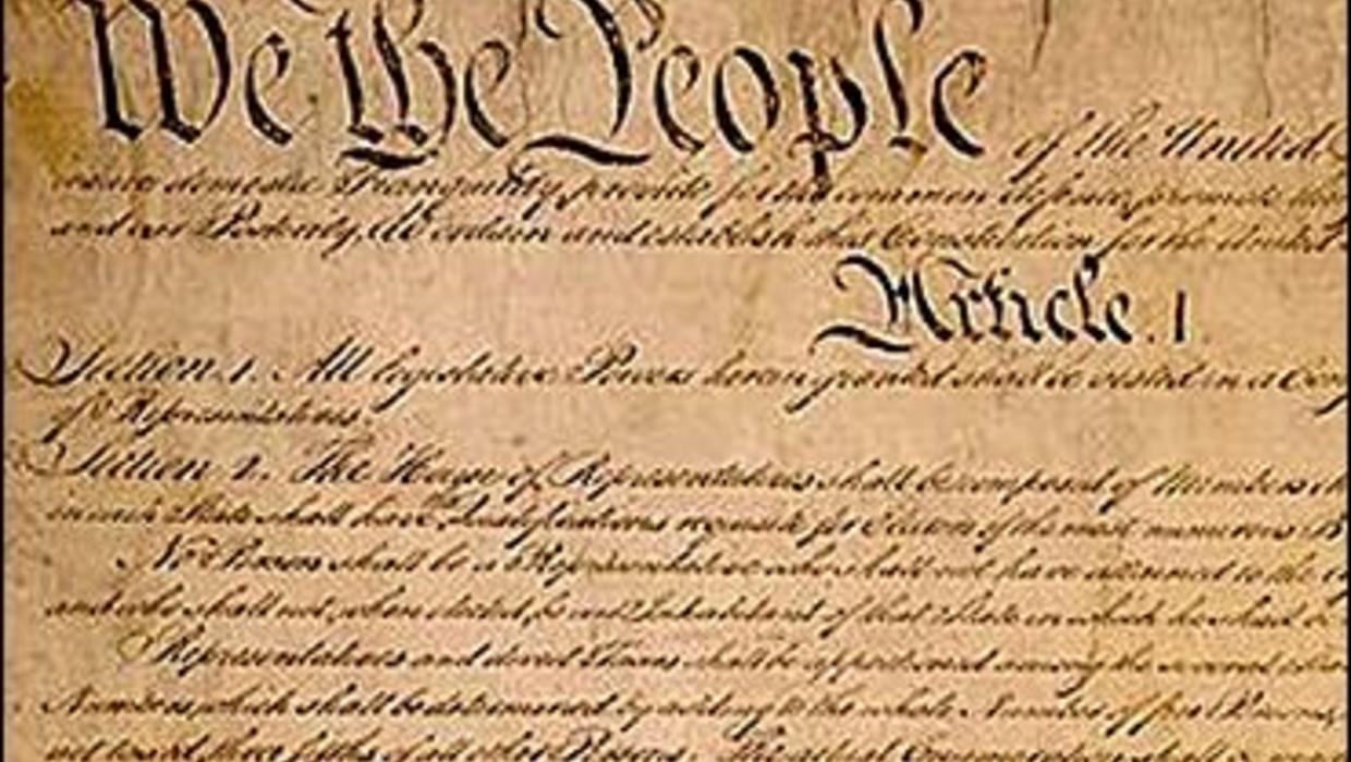 """an overview of the importance of the first amendment of the constitution Why is the first amendment of the us constitution so important update the first amendment was the """"most important"""" as both the underpinning of felix."""