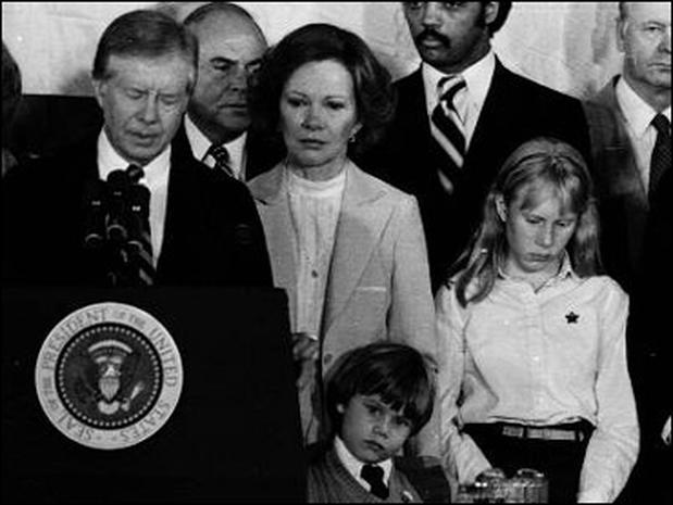 Carter As President