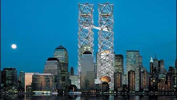 world trade center finalists named cbs news