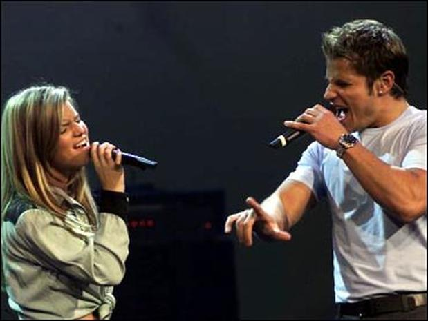 Nick Lachey Bounces Back