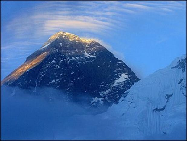 Mount Everest Anniversary