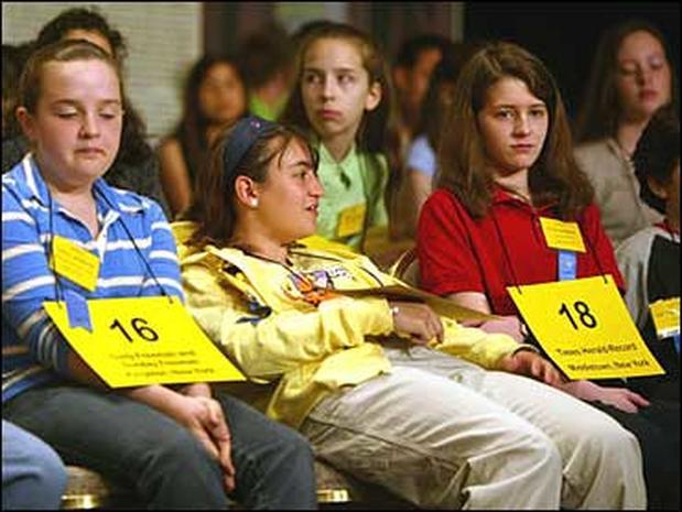 2003 Spelling Bee