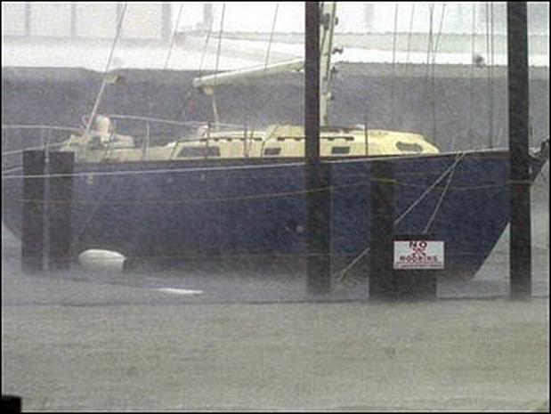 Hurricane Claudette Part II