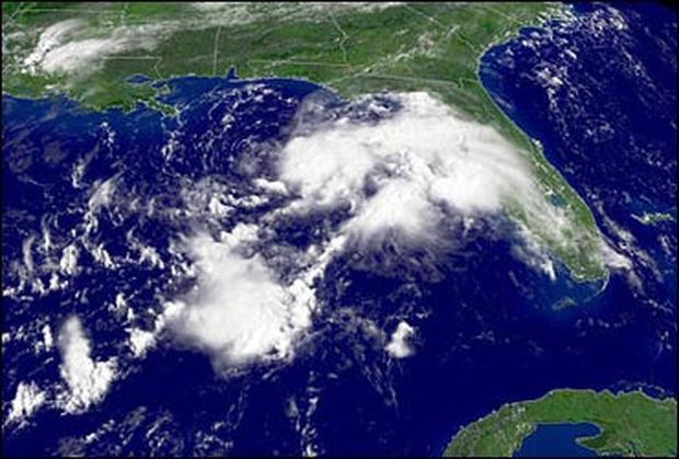 Tropical Storm Henri