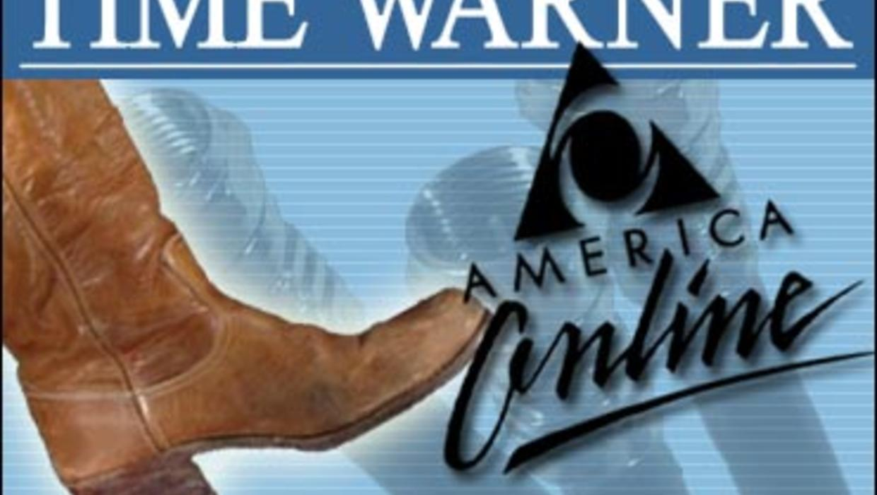 a background of the aol time warner merger