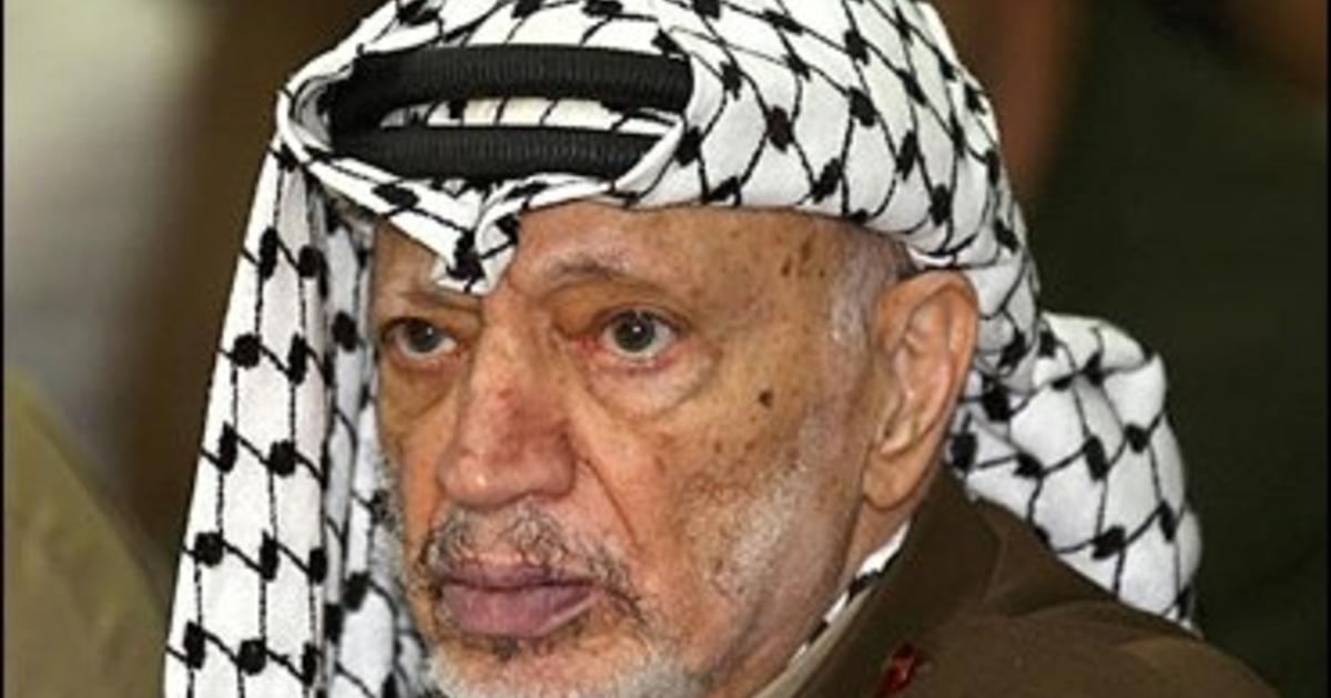 di buona qualità scarpe esclusive scarpe sportive Arafat's Billions - CBS News