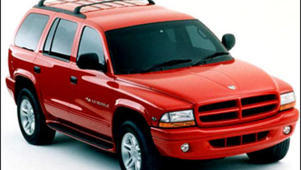 Feds Eye Dodge Durango Problems
