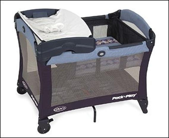 Pack N Play Yards Recalled Toys 2003 Top 10 Pictures Cbs News