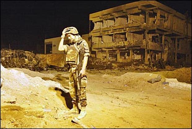U.S. Military In Iraq