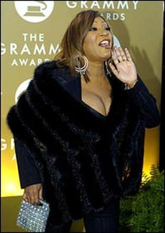Grammy Fashions 2004
