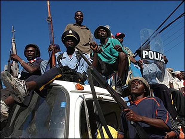 Haiti Uprising