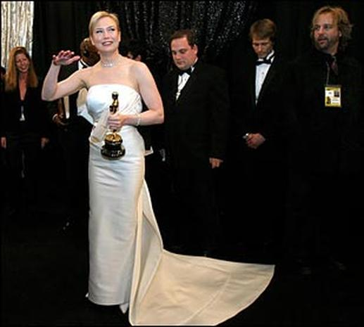 Backstage Oscar