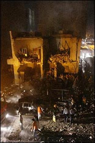 Hotel Bombing