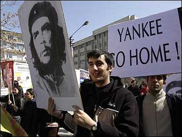 Iraq War Anniversary Rallies