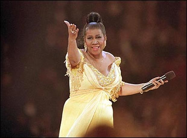 "Aretha Franklin: ""Queen of Soul"""