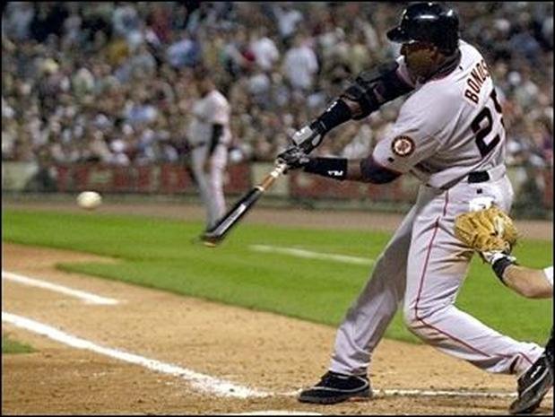Barry Bonds 700