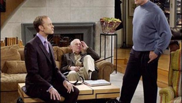 frasier negotiation Frasier is an american sitcom that was broadcast on nbc for 11 seasons, premiering on september 16, 1993, and concluding on may 13, 2004 the program was created and.