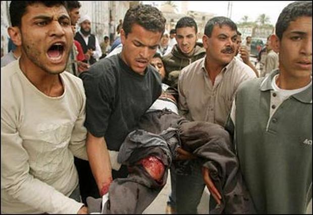 Raids In Rafah