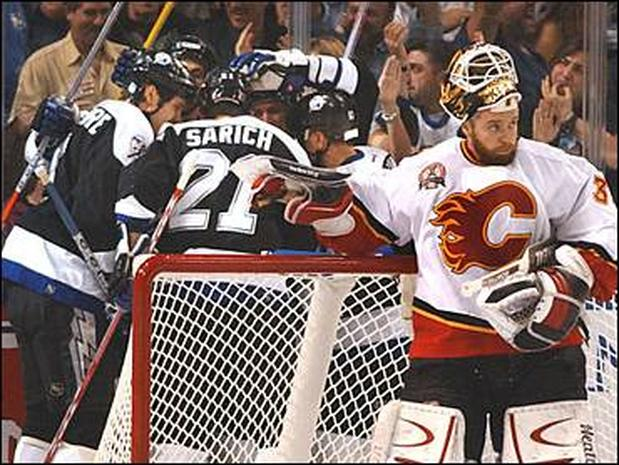 2004 Stanley Cup: Game 2