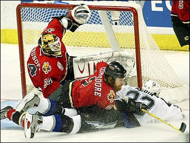 2004 Stanley Cup: Game 4