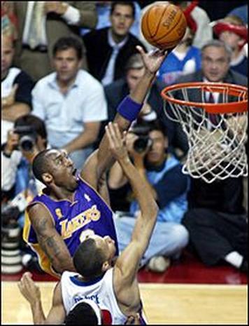 2004 NBA Finals: Game 3