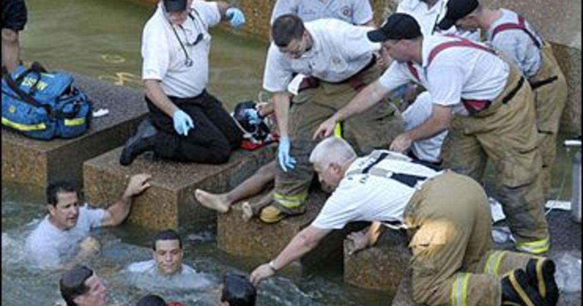 Four Drown At Texas Water Park Cbs News