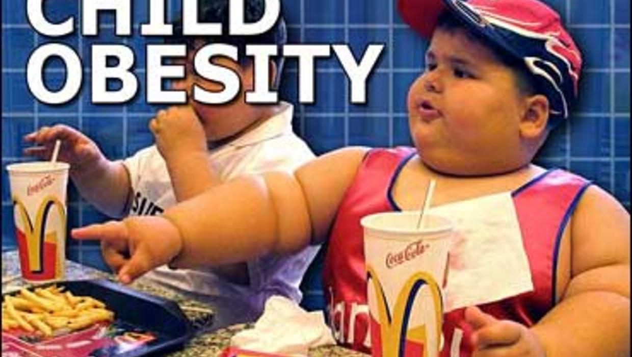 childhood obesity video games not to