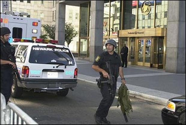Targets Of Terror?