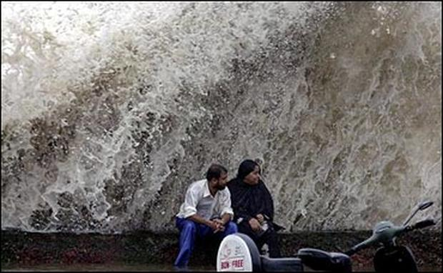 Monsoons in Southern Asia