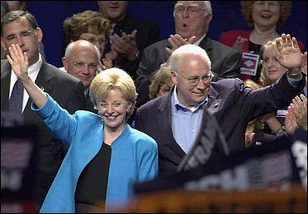 Cheney Begins Campaigning