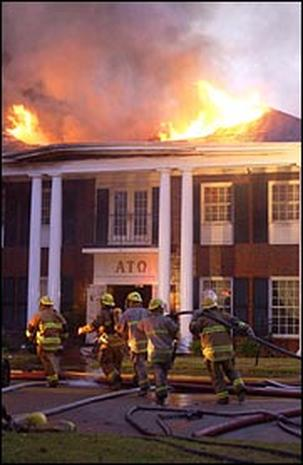 Fraternity Fire