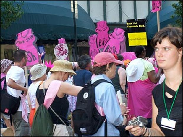 Convention Protests