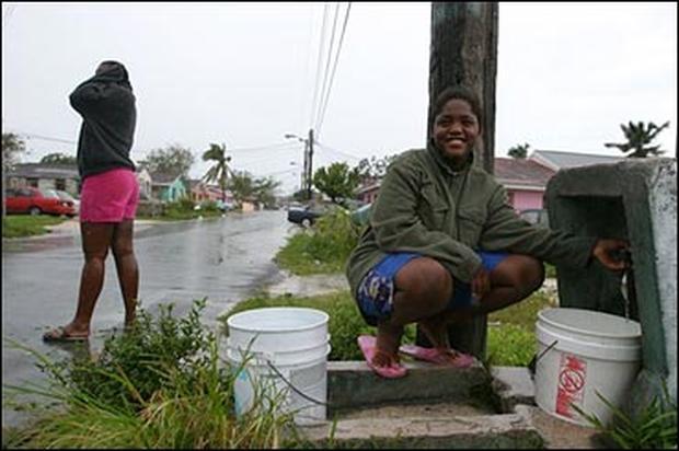 Frances - Bahamas