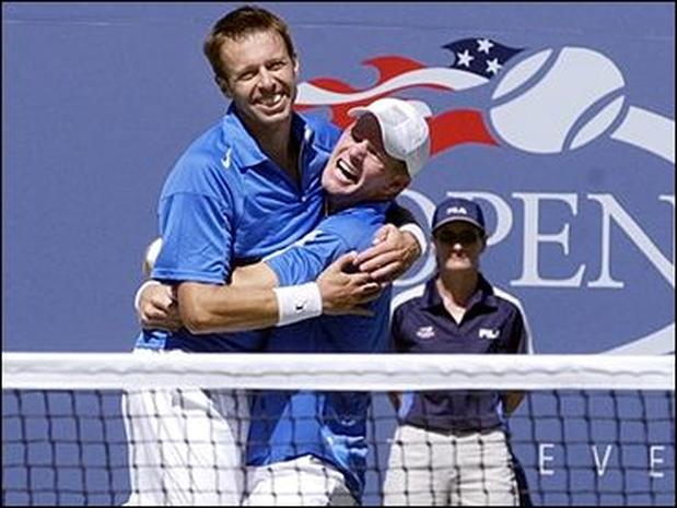 2004 U.S. Open Week Finals